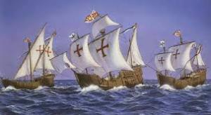 Colombus ships