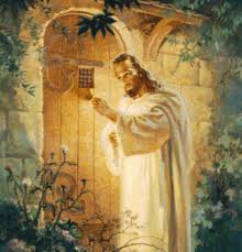 Jesus Knocking