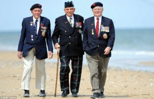 Normandy Vets meet again